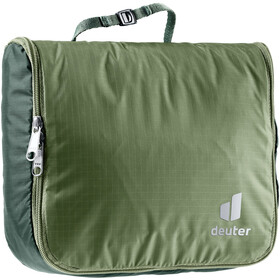 deuter Wash Center Lite I Toiletry Bag, khaki/ivy
